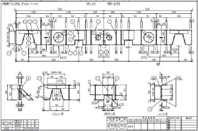 Nghiệp vụ triển khai bản vẽ chi tiết cho kết cấu sắt thép